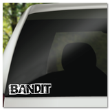 Borderlands Bandit Guns Logo Vinyl Decal Sticker