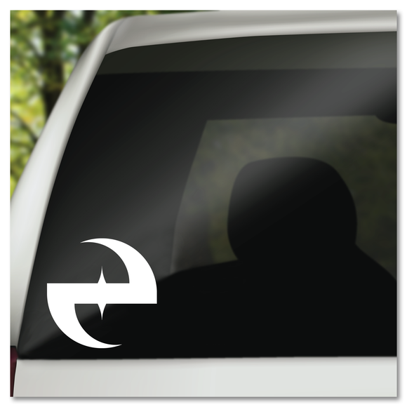 Evanescence Logo Vinyl Decal Sticker