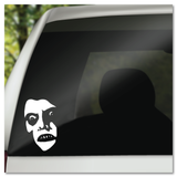 The Exorcist Captain Howdy Horror Movie Vinyl Decal Sticker