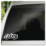 Grease Lightning Movie Car Vinyl Decal Sticker