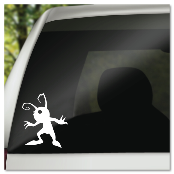 Kingdom Hearts Heartless Vinyl Decal Sticker