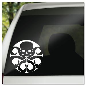 Hail Hydra Marvel Captain America Agents of SHIELD Vinyl Decal Sticker