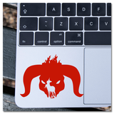 The Last Unicorn and The Red Bull Vinyl Decal Sticker