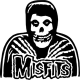 Misfits Fiend Punk Rock Vinyl Decal Sticker