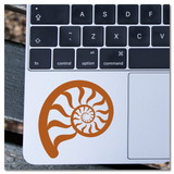 Nautilus Shell Seashell Vinyl Decal Sticker
