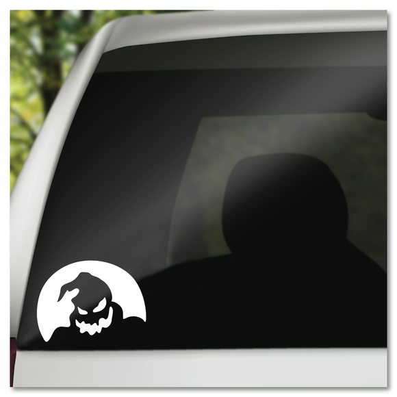 Nightmare Before Christmas Oogie Boogie NBC Vinyl Decal Sticker