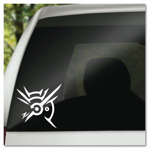 Disnhonored Outsider's Mark Vinyl Decal Sticker