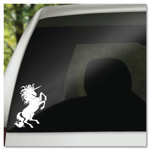 Unicorn Fantasy Classic Vinyl Decal Sticker