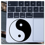 Classic Yin & Yang Symbol Ancient Chinese Philosophy Vinyl Decal Sticker