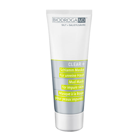 Clear + Clarifying Mask Impure skin