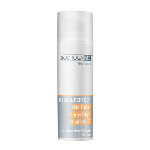 Even & Perfect -  skin tone correcting fluid lsf 15