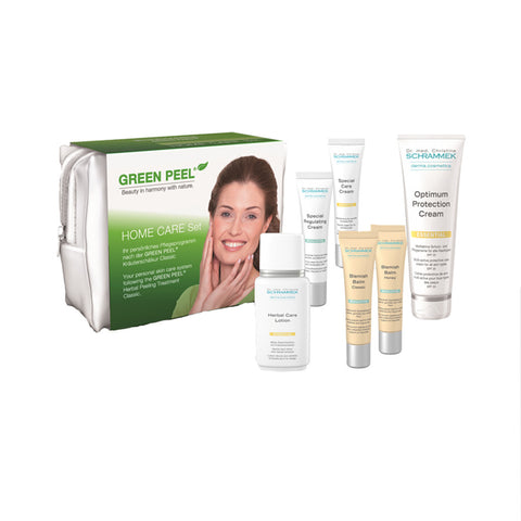 GREEN PEEL - Home care kits