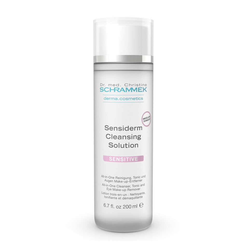 Sensiderm Cleansing Solution