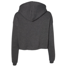 Load image into Gallery viewer, Rise Nation Crest Cropped Hoodie