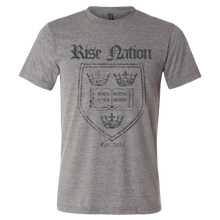 Load image into Gallery viewer, Rise Nation Crest Tee