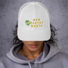 Load image into Gallery viewer, UFO Buster Radio Trucker Cap