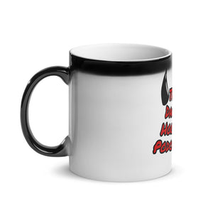 The Dark Horde Glossy Magic Mug