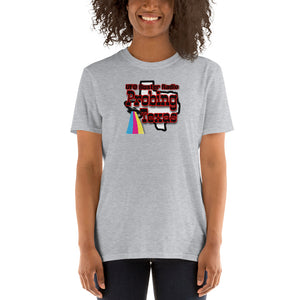 Probing Texas Short-Sleeve Unisex T-Shirt