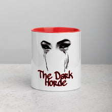 Load image into Gallery viewer, The Dark Horde Tears Mug with Color Inside
