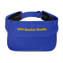 Load image into Gallery viewer, UFO Buster Radio Visor