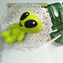 Load image into Gallery viewer, Big Eyed Alien Funny Stress Toy