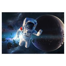Load image into Gallery viewer, 1000 Piece Puzzle Space Puzzle  Astronaut Pattern Holiday