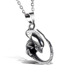 Load image into Gallery viewer, Men's Alien  Stainless Steel Pendant