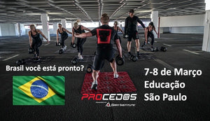 Procedos eductaion in São Paulo Brazil 7-8th of March