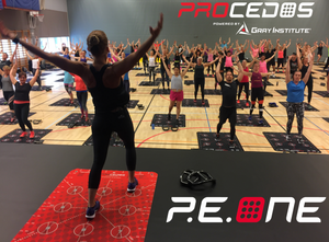 GYMS in Sweden where you can find P.E.One at the schedule.