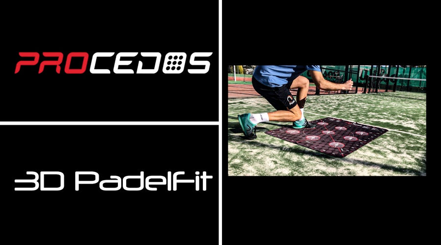 3D PadelFit EDUCATION launch SOON