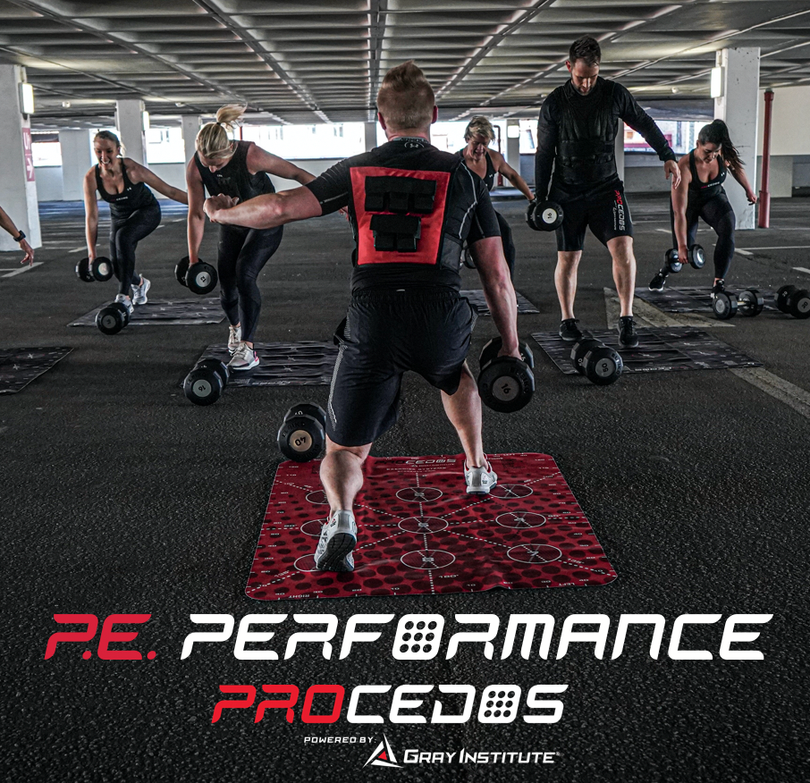 P.E. Performance Instructor education : 22-23/8 instructor education/ STOCKHOLM