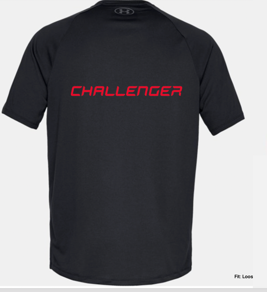 PROCEDOS CHALLENGE -T-SHIRT -Under Armour