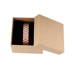 Pure Copper Adjustable Magnetic Bracelets For Men and Women