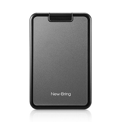 Metal Sliding Credit Card Case With RFID Blocking
