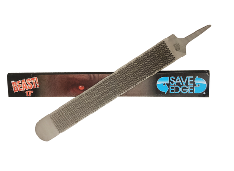 "Save Edge ""Beast"" Hoof Rasp"