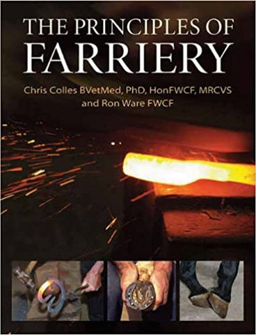 "C. Colles & R. Ware ""The Principles of Farriery"" Book"