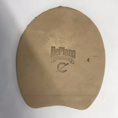 "DePlano Leather ""sole"" pads (flat)"