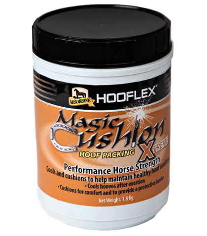"Magic Cushion Xtreme""Hoof Packing"" (0.9kg,1.8kg & 3.6kg) - Hooflex"