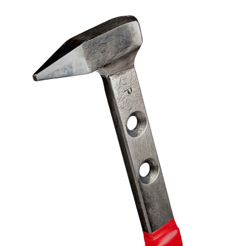 "Andrea Ridolfo ""Mcdonald Plain Stamp"" Welded Handle LH (red grip)"