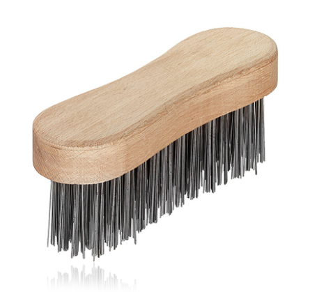 Wire Brush (fine bristles)