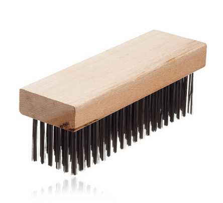 "Heavy Duty ""Butchers Block"" Wire Brush"