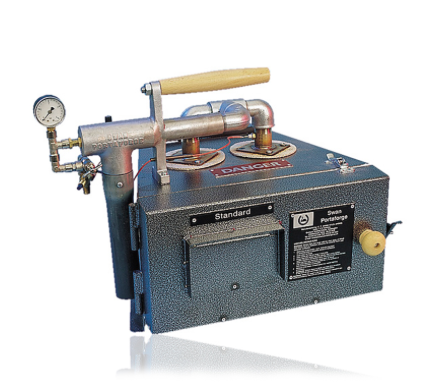 "Swan Products ""Standard"" Twin Burner Gas Forge"