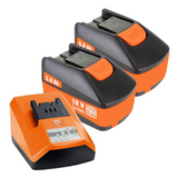 Fein 18v 5.0Ah Battery pack (including Charger)