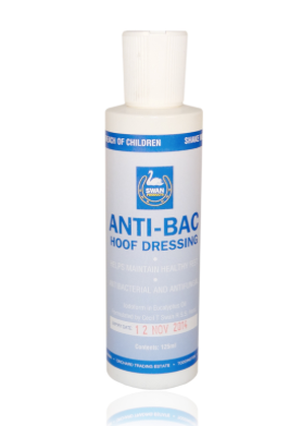 "Swan Products ""Anti-Bac"" Hoof Dressing"