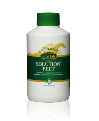 "Equi Life ""Solution4 Feet"" Disinfectant (500ml)"