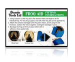 "Beanie Tools Ltd ""Frog Aid"" Frog support (with/without bandages)"