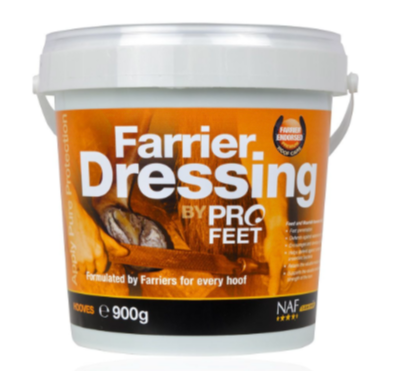 "NAF ""Farrier Dressing"" by PROFEET"