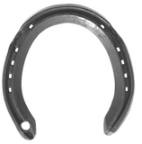 "Easyfit ""Polo"" - 3/4"" x 3/8"" (side clipped hinds) - Richard Ash horseshoes"