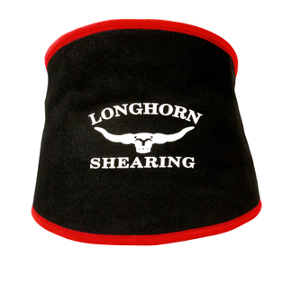 Longhorn Backwarmer (wool) - Horner Shearing