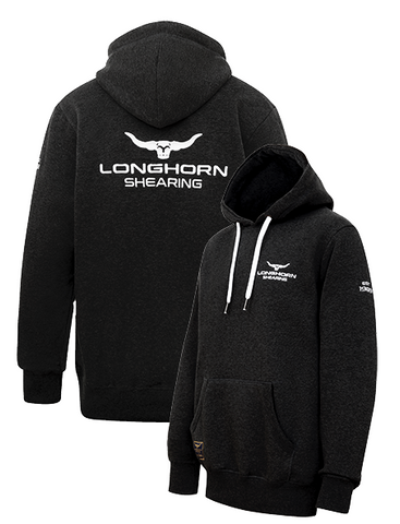 Longhorn® Signature Series Hooded Sweater - Horner Shearing